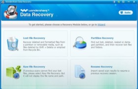 Download Free Wondershare Data Recovery