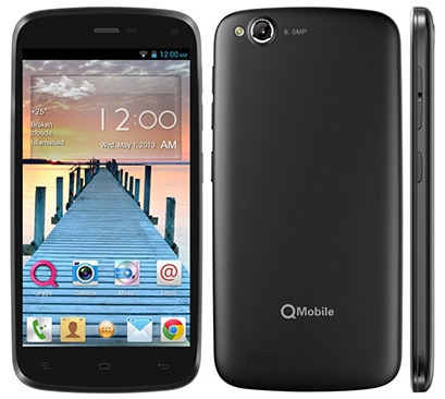 Q Mobile Noir A900 Flash File Download