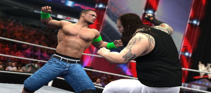 Download Free WWE 2K 15 Game For PC