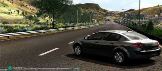 Download Free SHOFER Race Driver Game For PC