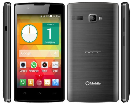 Qmobile x6i offical Flash File Download