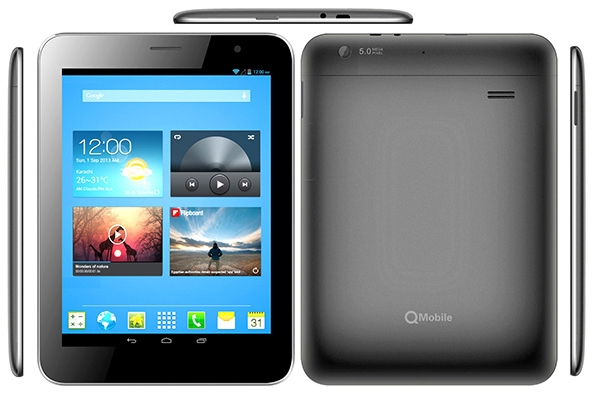 QMobile Tablet X50 Offical Flash File Download