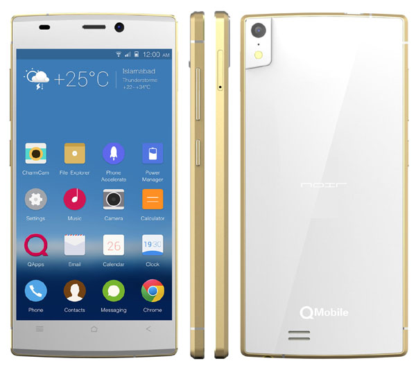 Qmobile Z6 Flash File Frimware Download