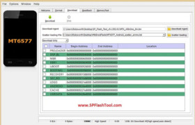 Download Free SP Flash Tool MTK Flash Tool