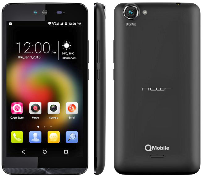 Qmobile S2 flash file frimware download