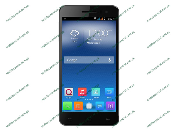 Qmobile X900 scatter Flash File Download