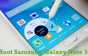 Samsung Galaxy Note5 Root 5.1.1