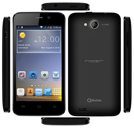 QMobile X35 Flash File Firmware Download