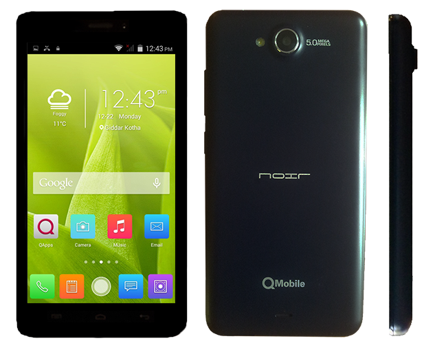 Qmobile Noir V2 Flash File Firmware Download