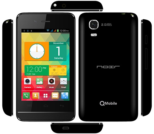 Qmobile Noir X5 Flash File Firmware Download