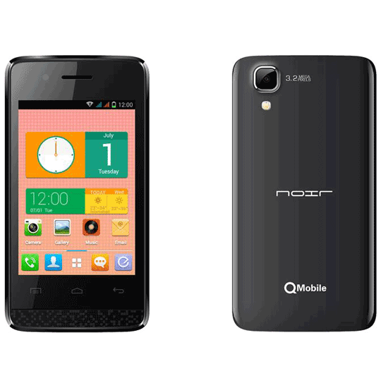 Qmobile X1 Flash File Firmware Download