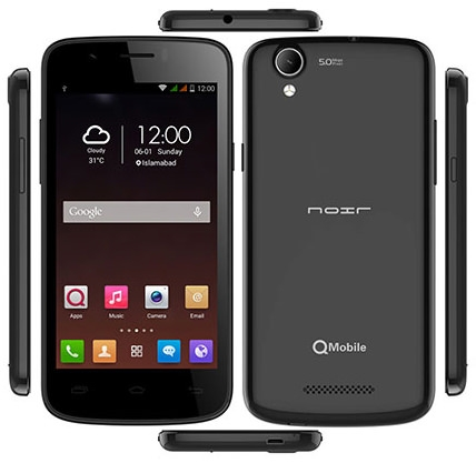 Qmobile i7 Flash File Firmware Download