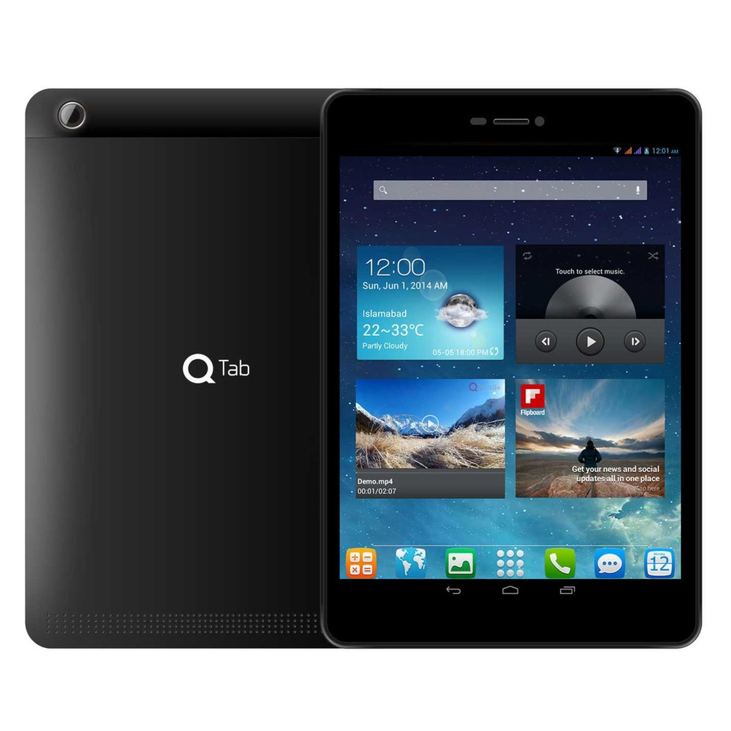Qtab Q850 MT6582 Flash File Firmware Download