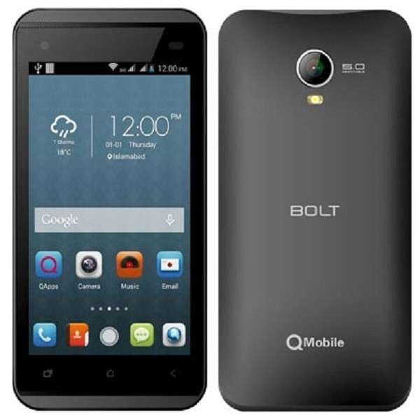 Qmobile T480 Flash File Firmware Download