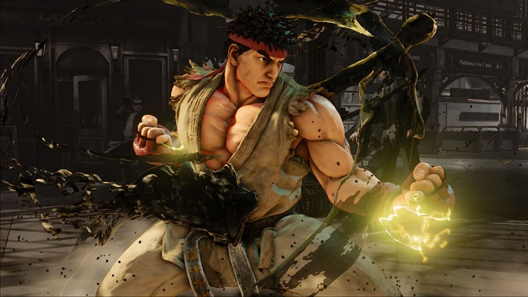 Download Free Street Fighter V For PC Game