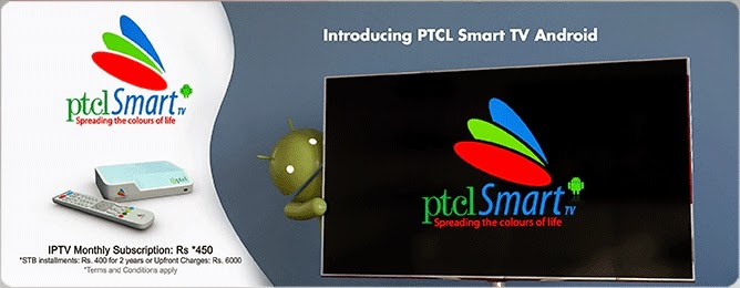 Download Free PTCL SMART TV APK For Android