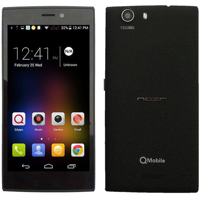 Qmobile Z8 Flash File Download