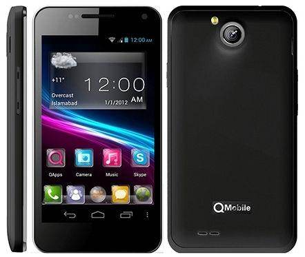 QMobile Noir A12 Flash File Firmware Download