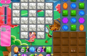 Candy Crush Level 2075 Tips and Walkthrough Video