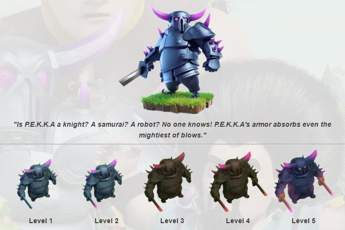 PEKKA Clash Of Clans Wiki