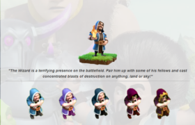 Wiki Clash Of Clans Wizard