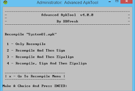 Download Free APKtool For Android