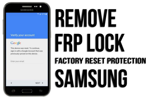 Remove FRP Lock On Samsung Galaxy
