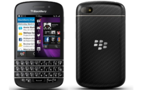 Download Latest Blackberry Official Firmware OS Flash File ROM