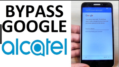 How to Bypass Google Verification on Alcatel One Touch