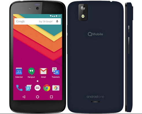 Qmobile A1 Stock Firmware ROM Flash File