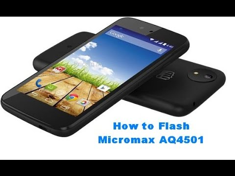 Micromax aq4501 flash file