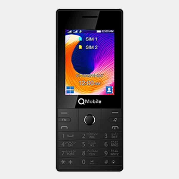 QMobile E550 Music Flash File
