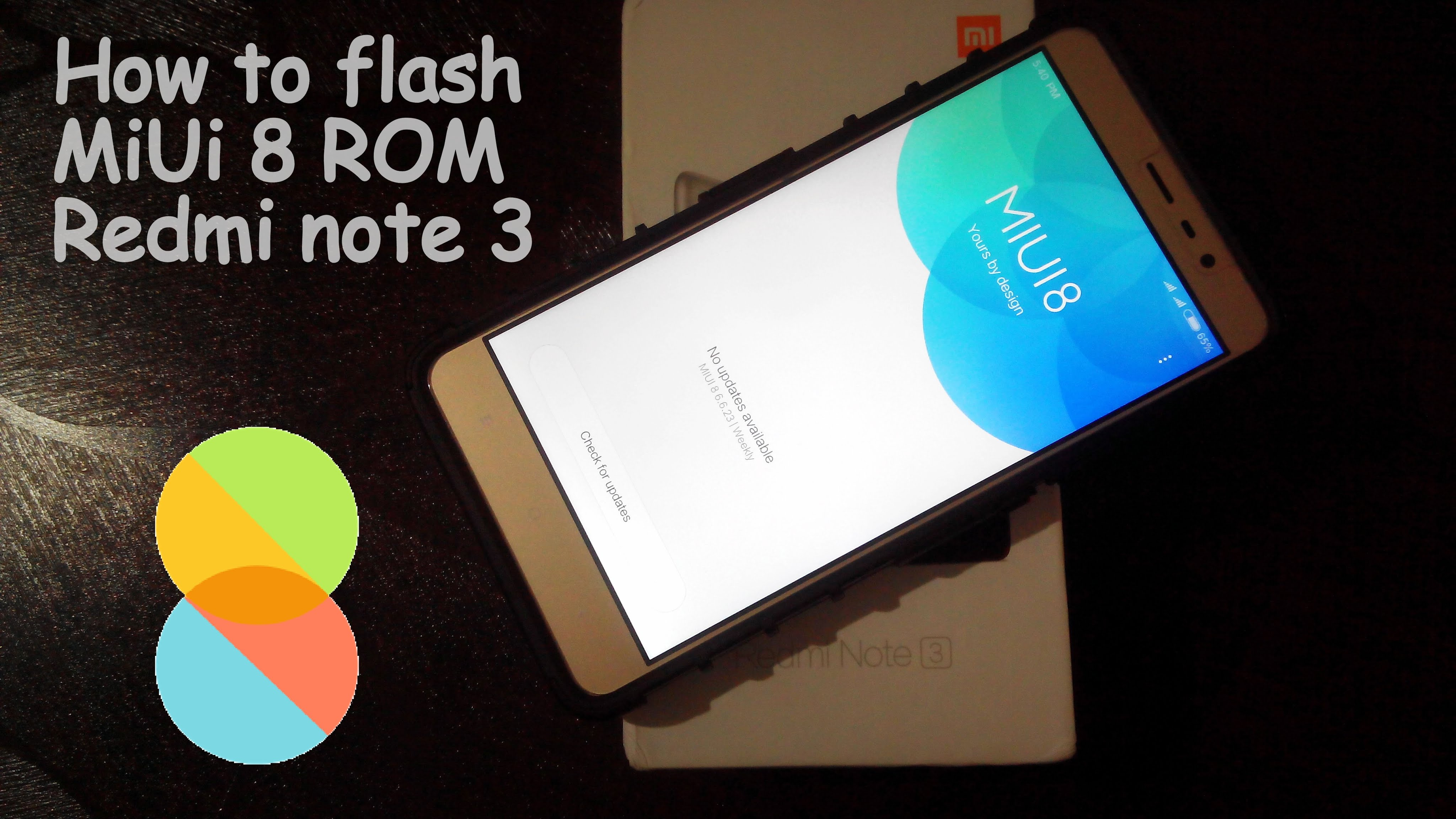 Xiaomi Redmi Note 3 Flash File