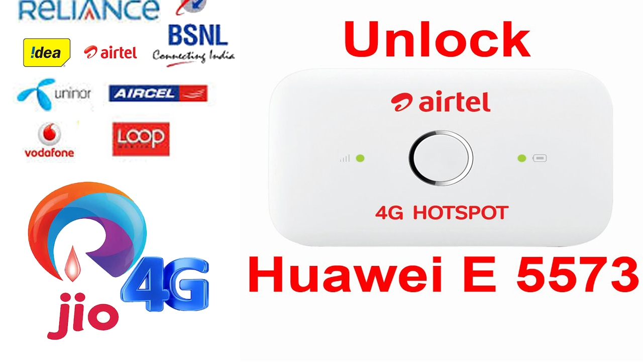 Unlock Airtel 4G hotspot Free ticks and tips