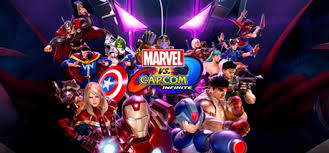 Marvel vs Capcom Infinite Compressed Game