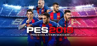 Pro Evolution Soccer 2018 Compressed Game