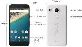 Factory Data Reset Google Nexus 5X